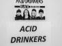 Acid Drinkers Backstage Files: Zdjęcia z Przystanku Woodstock 2014