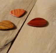 Merbau, rosewood i padouk