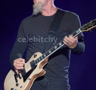 James Hetfield Metallica performing live at the SuperBock SuperRock 2007 held at Parque Tejo Lisbon, Portugal - 28.06.07 Credit: (Mandatory): Rui M Leal / WENN