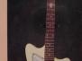 Gitary Jamesa Olympic White Danoelectro 12 string