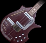 1966 Vinnie Bell Coral Sitar (2)