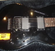 ESP KH-2 Vintage - Skull & Crossbones II #3 (Replika) (7)