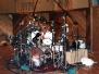 Perkusje Larsa studio Tama