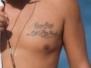 Tatuaże Jamesa Hetfielda
