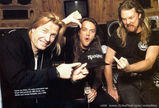 Bob Rock Metallica