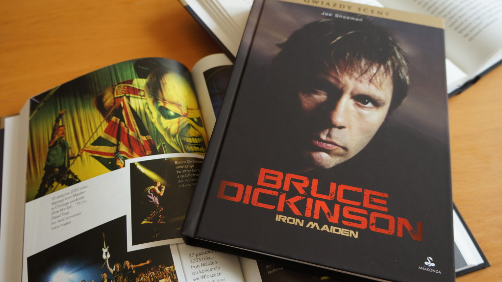 Bruce Dickinson Anakonda