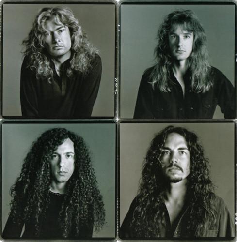 Mustaine-Menza-Ellefson-Friedman