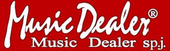 music dealer logo