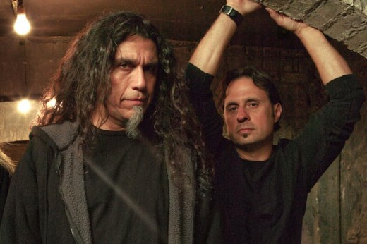 tom araya dave lombardo slayer