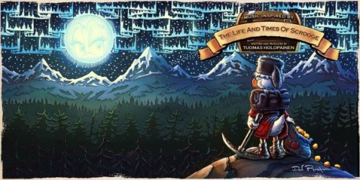 Tuomas Holopainen  Music Inspired By The Life And Times Of Scrooge - Written And Produced By Tuomas Holopainen
