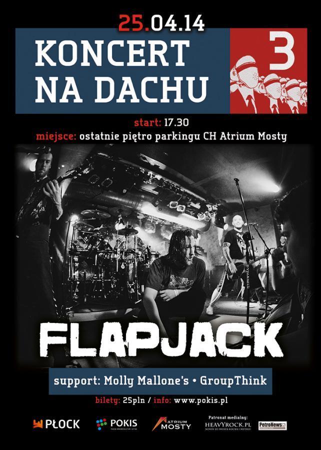 Koncerty w Polsce 21-27.04.2014: Flapjack, Cult of Luna, Jelonek i in.