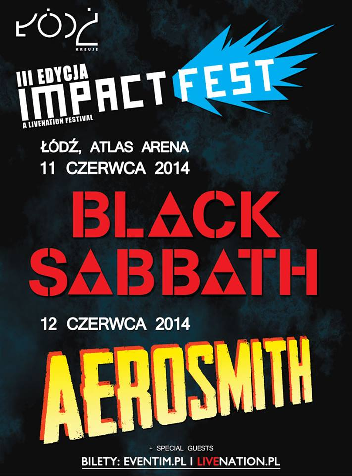 Koncerty w Polsce 09.06 – 15.06:  Black Sabbath, Soulfly, Obituary, Queens Of The Stone Age i in.