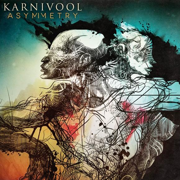"""Recenzja płyty Karnivool - """"Asymmetry"""""""