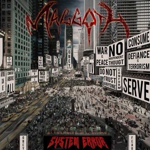 "Recenzja płyty Maggoth - ""System Error"""