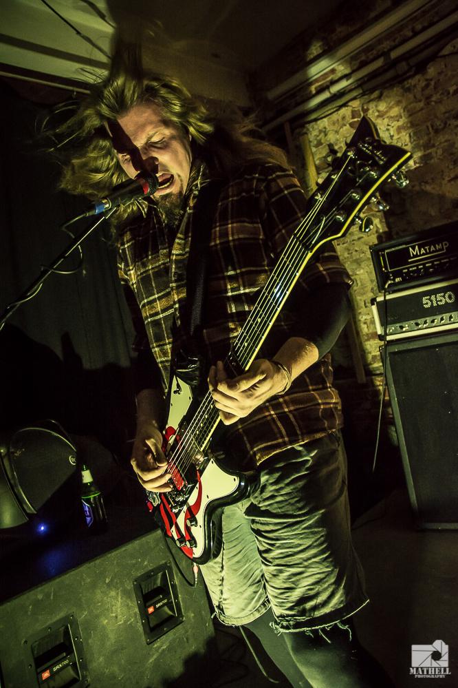 Sunnata, X.: Fotorelacja z koncertu w Klubie DOM [12.12.2014]