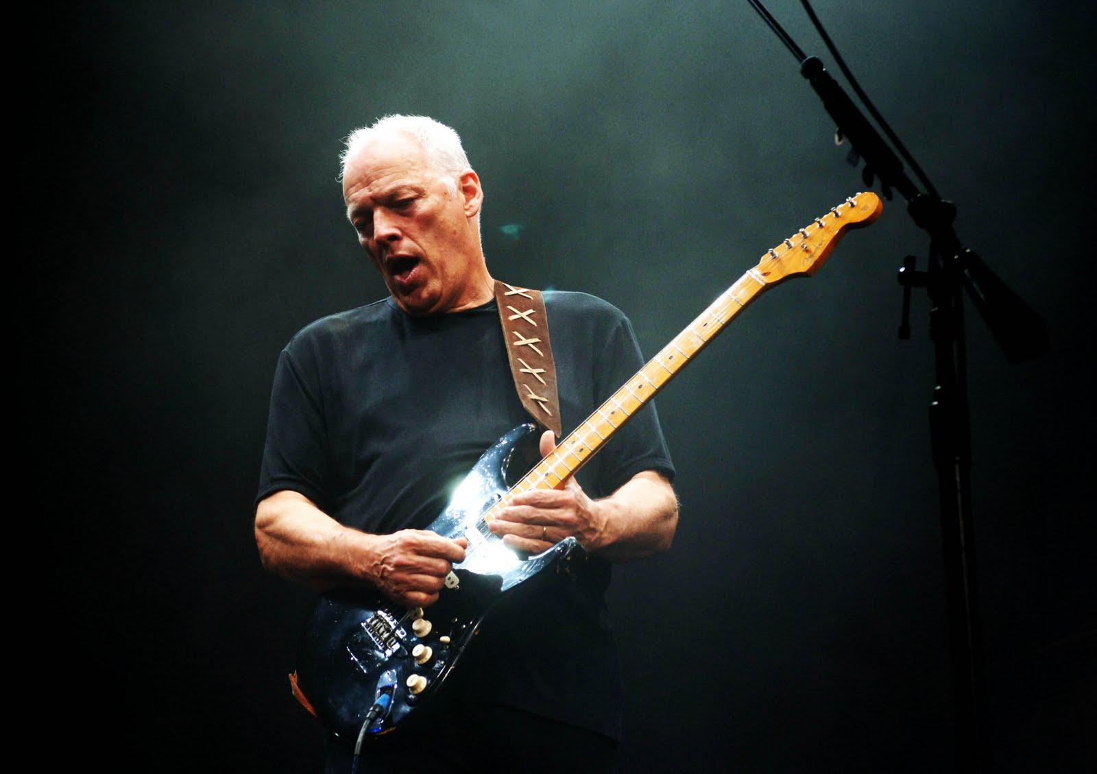 David Gilmour Polska 2016