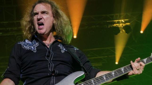 """David Ellefson: """"Kolejny album musi opowiedzieć historię Megadeth z 2015 roku"""""""