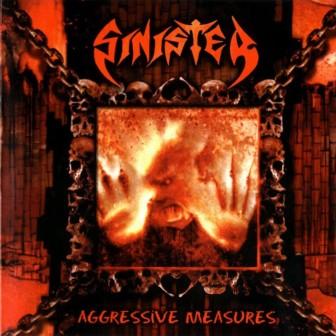 """Sinister: Recenzje płyt """"Aggressive Measures"""" i """"Afterburner"""""""