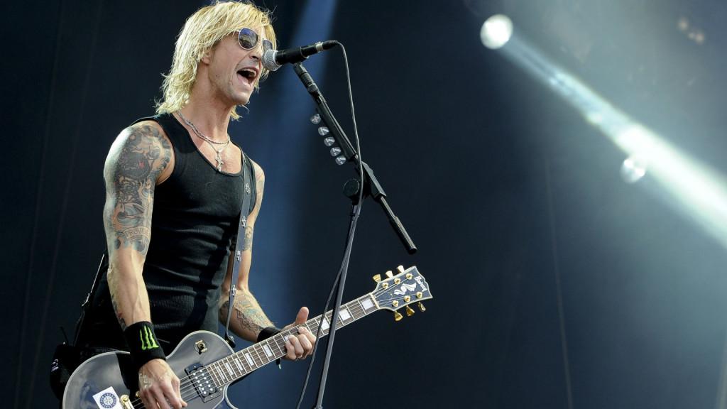 Duff Mckagan: Posłuchaj utworu ,How To Be A Man' ze Stradlinem i Cantrellem