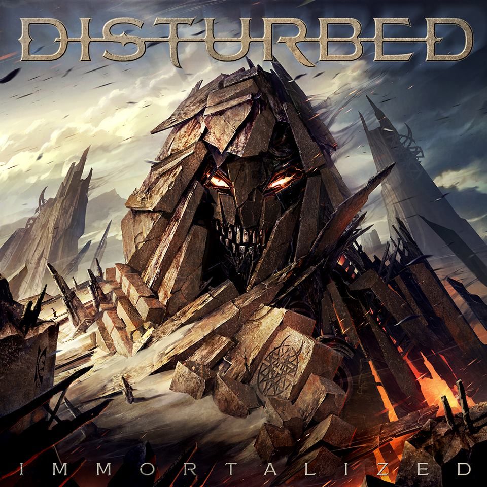 Disturbed immortalized II