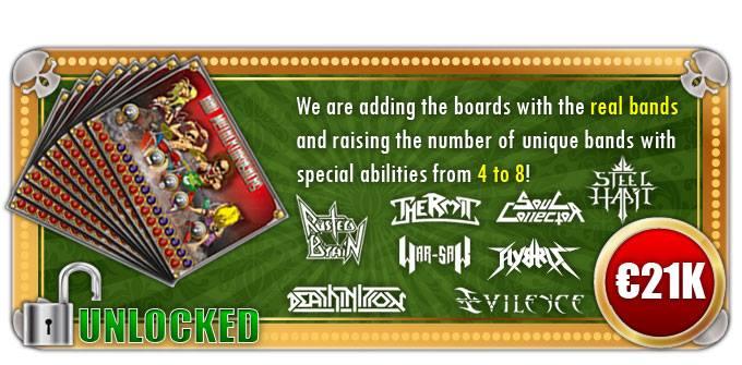 thrash n roll final bands