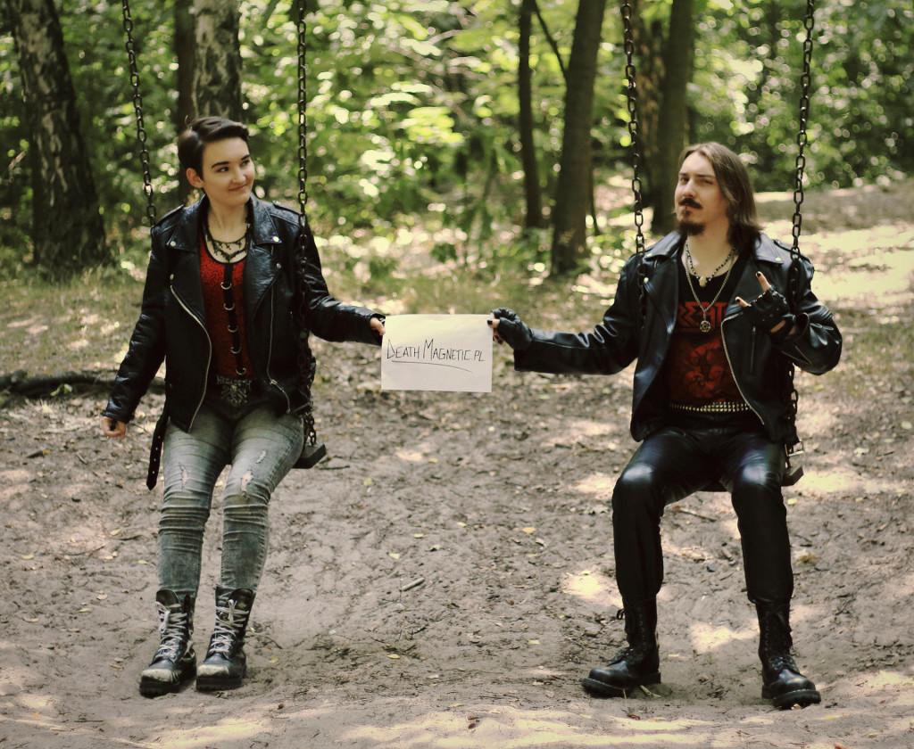 #13 - Aleksandra i Adrian: Połączył nas metal!