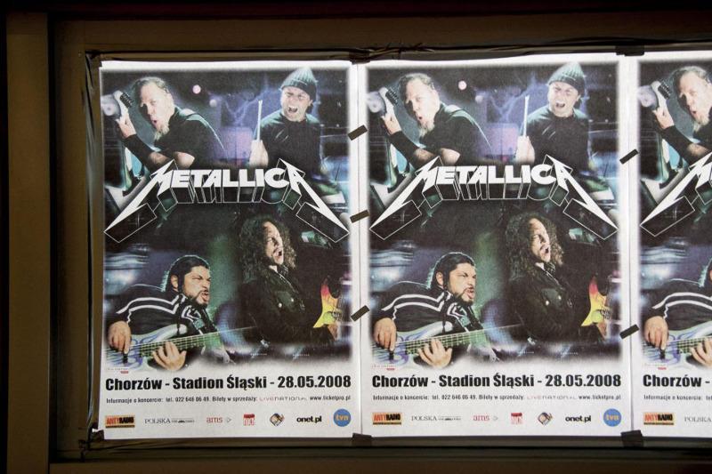 Metallica: Plany na 2016 rok