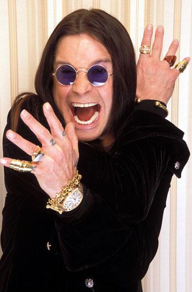 Ozzy Osbourne Portraits