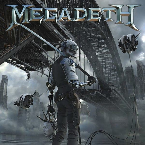 "Megadeth: Recenzja albumu ""Dystopia"""
