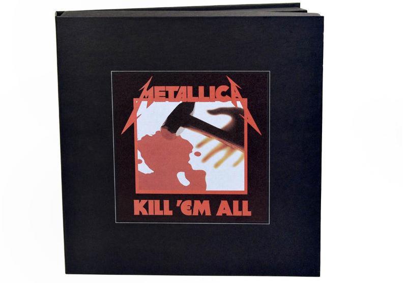 """Kolejny utwór z reedycji """"Kill 'Em All"""" do odsłuchu!"""