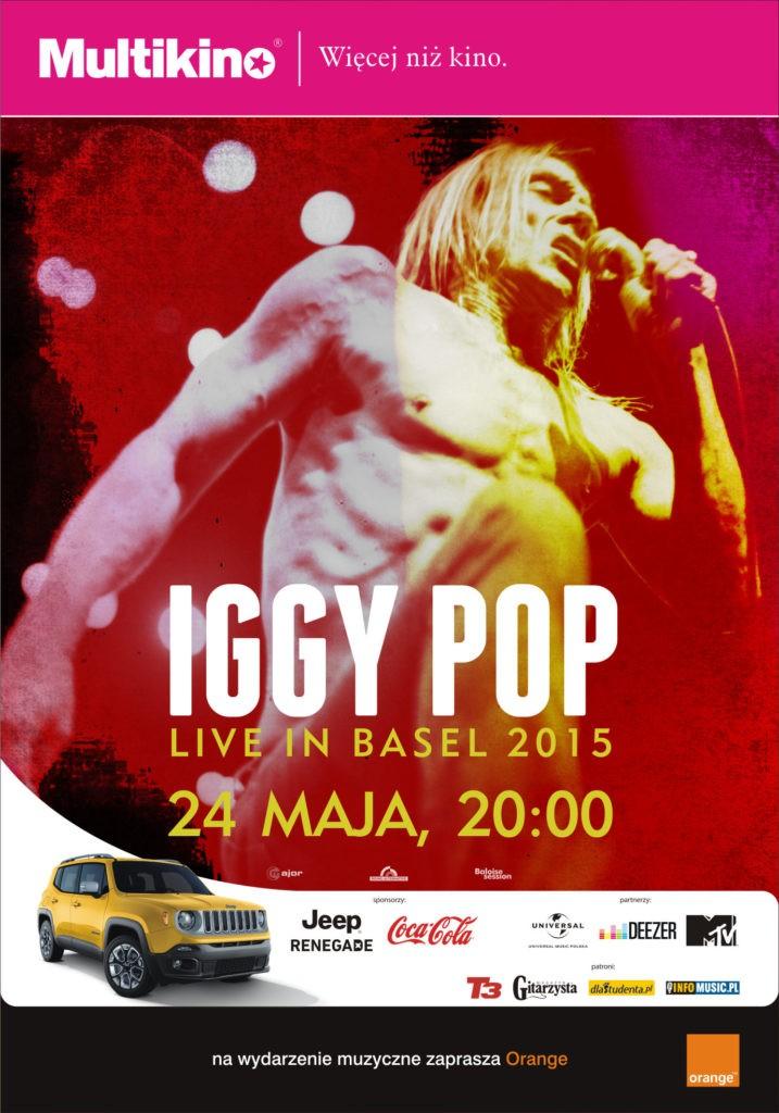 IggyPop-plakat