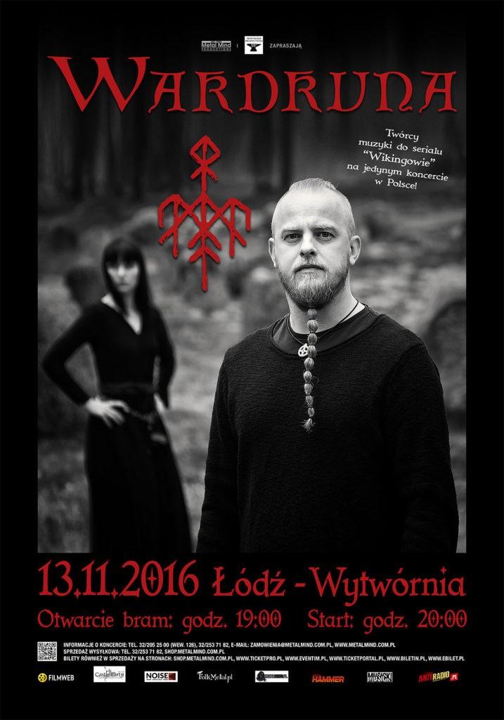 Wardruna: Listopadowy koncert wyprzedany
