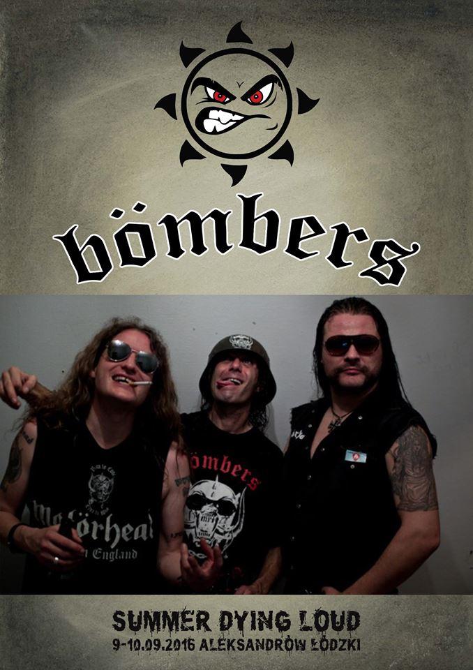 Bömbers wystąpi na Summer Dying Loud!