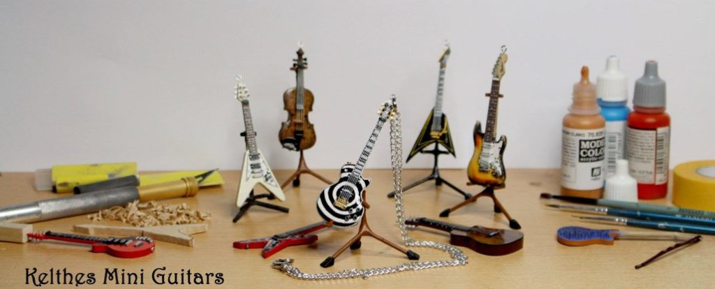 VIII urodziny DeathMagnetic.pl: Zgarnij mini gitarkę ESP Snakebyte!