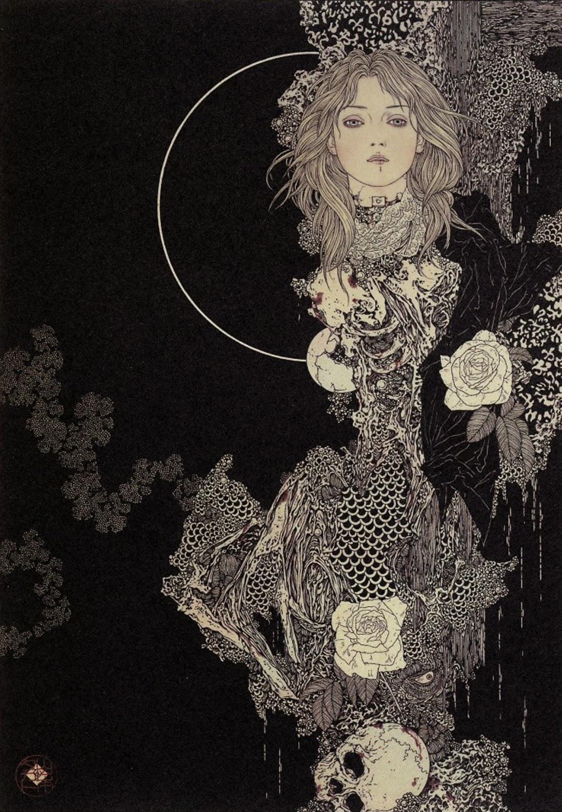 山本タカト(Takato Yamamoto)-www.kaifineart.com-5