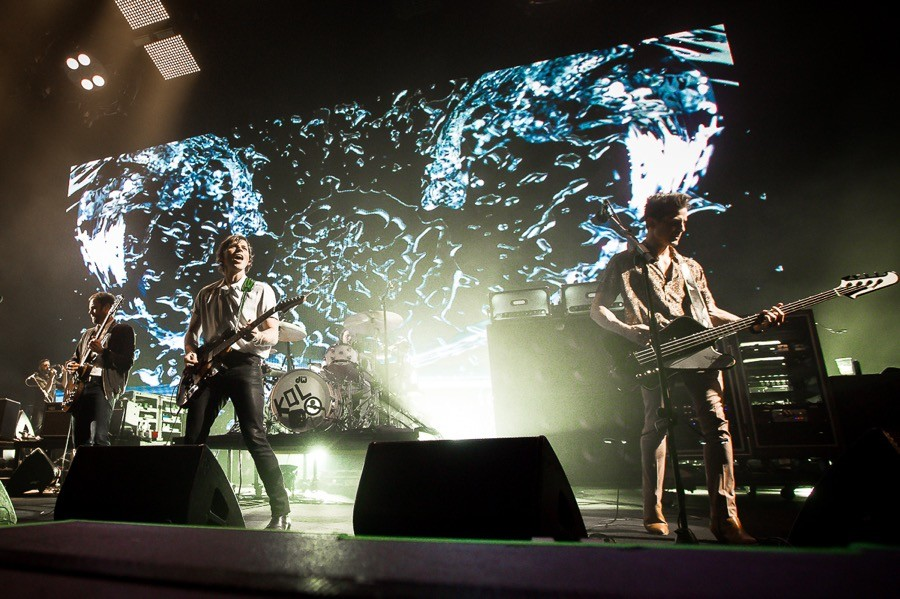 Dwa premierowe utwory Kings Of Leon na żywo w Polsce
