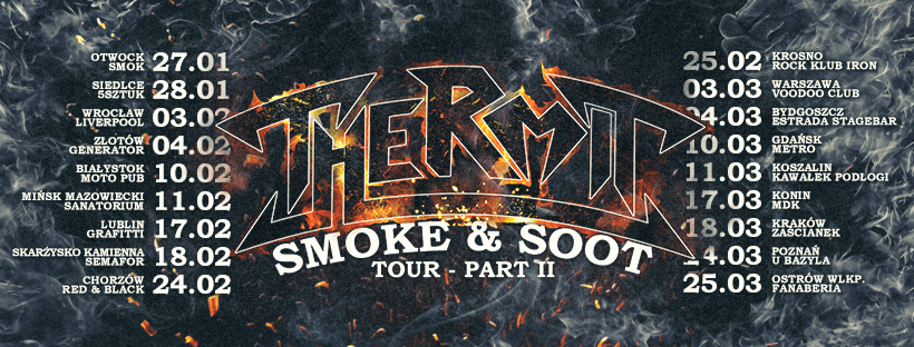 thermiT smoke and soot