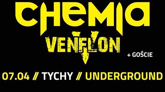 Chemia Venflon