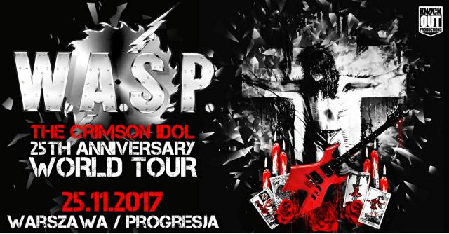 W.A.S.P.: Koncert w Warszawie