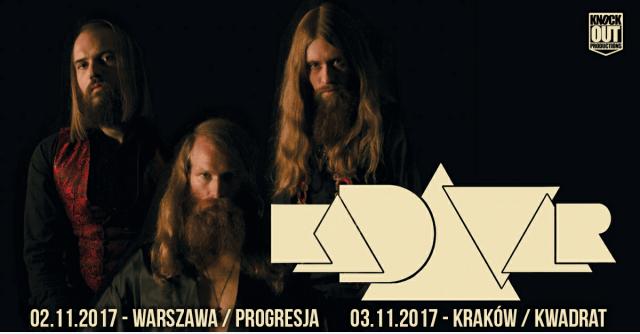 Kadavar_koncerty