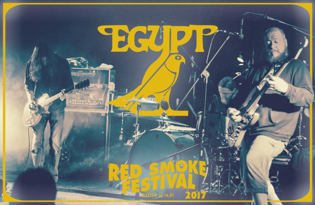 Red Smoke Festival: Egypt kolejną ogłoszoną gwiazdą