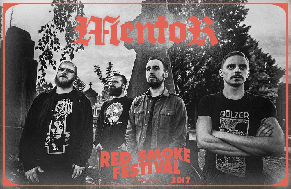 Red Smoke Festival: Australijski Child oraz polski Mentor zagrają w Pleszewie