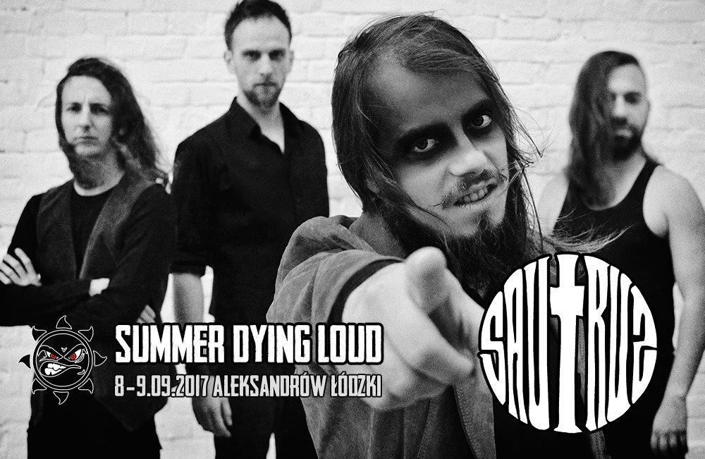 Summer Dying Loud: Sautrus dołącza do składu