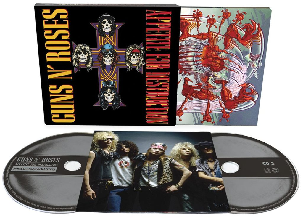 "Guns N' Roses promuje box ""Appetite For Destruction"" niepublikowanym utworem"