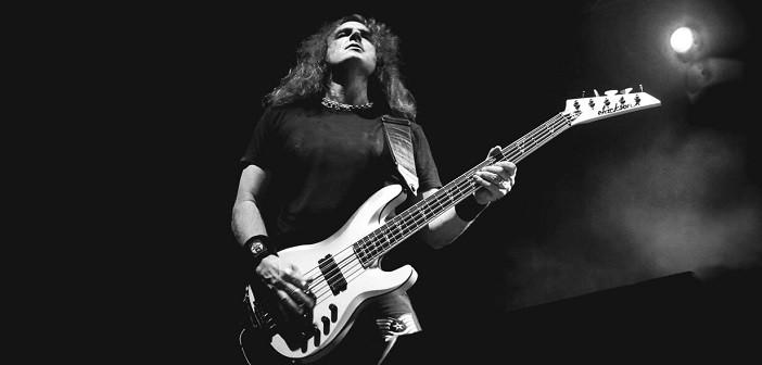 Klinika z basistą Megadeth – Davidem Ellefsonem – już w najbliższy w poniedziałek w Warszawie!