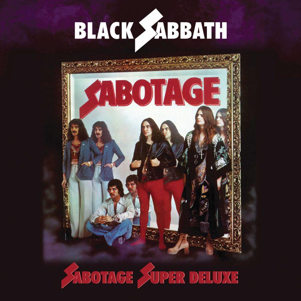 Black Sabbath: Reedycja 'Sabotage' w wersji Super Deluxe z niepublikowanymi utworami